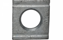 DIN 6918 HV-Vierkantscheiben für U-Träger